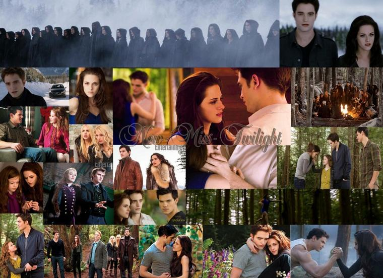 Les images extraites de Breaking Dawn: Partie 2.