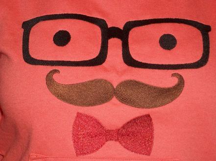 Sweat Moustache