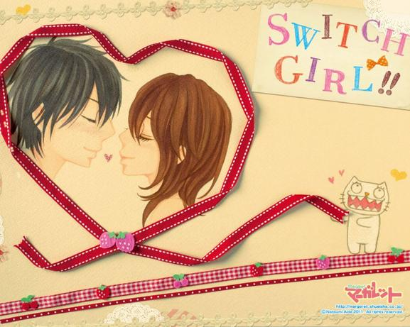 Welcome in the Switch Girl's World !