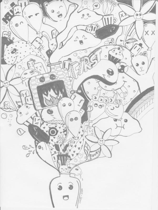 Dessin n°10: First Doodle!