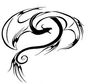 L'elfe dragonienne