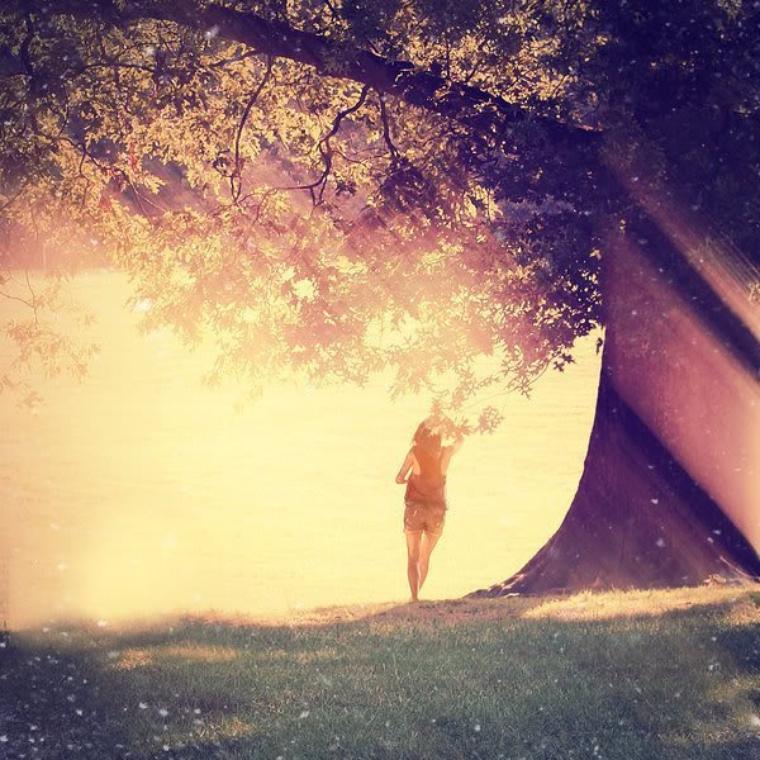 Vivre ce n'est pas se trouver, c'est se créer (♥)