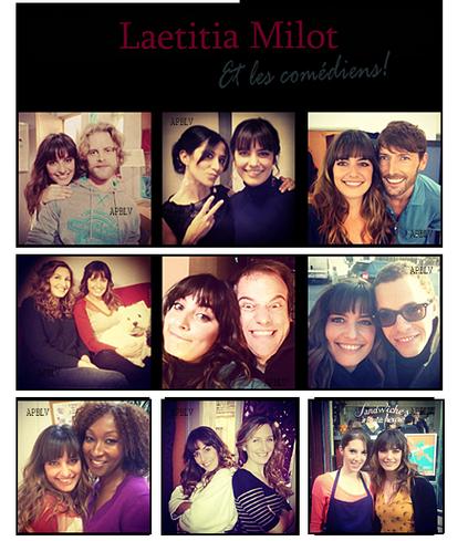 LAETITIA MILOT