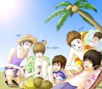 In summer <3