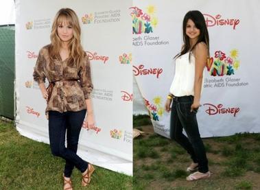 Selena VS Debby Rayan