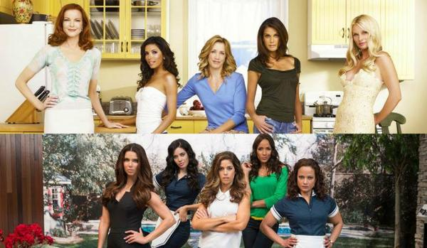 Devious Maids / Desperate housewives