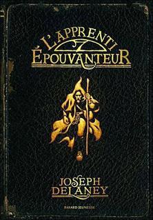 L'épouvanteur de Joseph Delaney