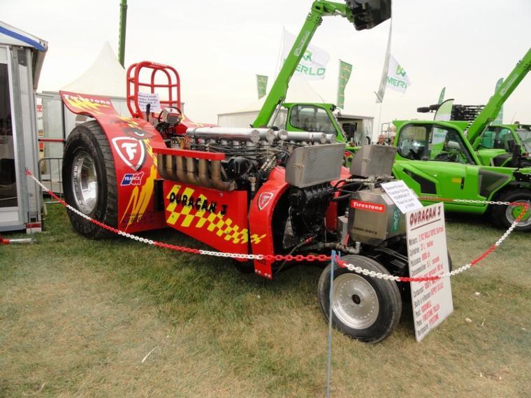 inov agri 2012 (tracteur pulling)