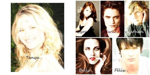 Les personnages . :D