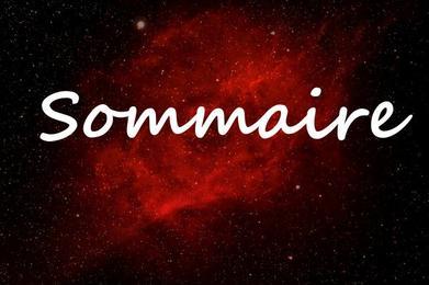 Sommaire: pour vous simplifier la vie ^^