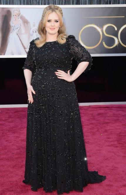 Oscars 2013 : les tops et flops look
