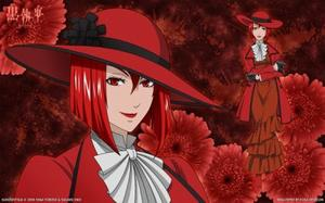 et maintenant les amis Madame Red