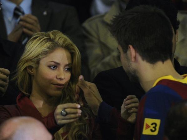 Shakira Piqué ♥