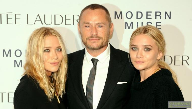 12.09.13 - New York (US) - Soirée de lancement du parfum Estée Lauder