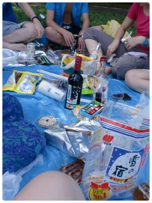 DAY 14 : Pique-nique & Mitama Matsuri