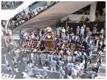 Dimanche 29 juillet : Kashiwa Matsuri