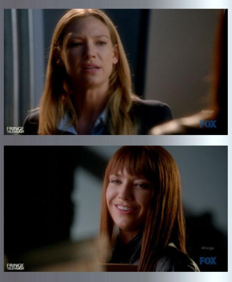Fringe saison 4 ép 1 Neither Here Nor There