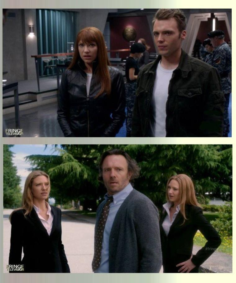 Fringe ep 4 X 2  One night in october