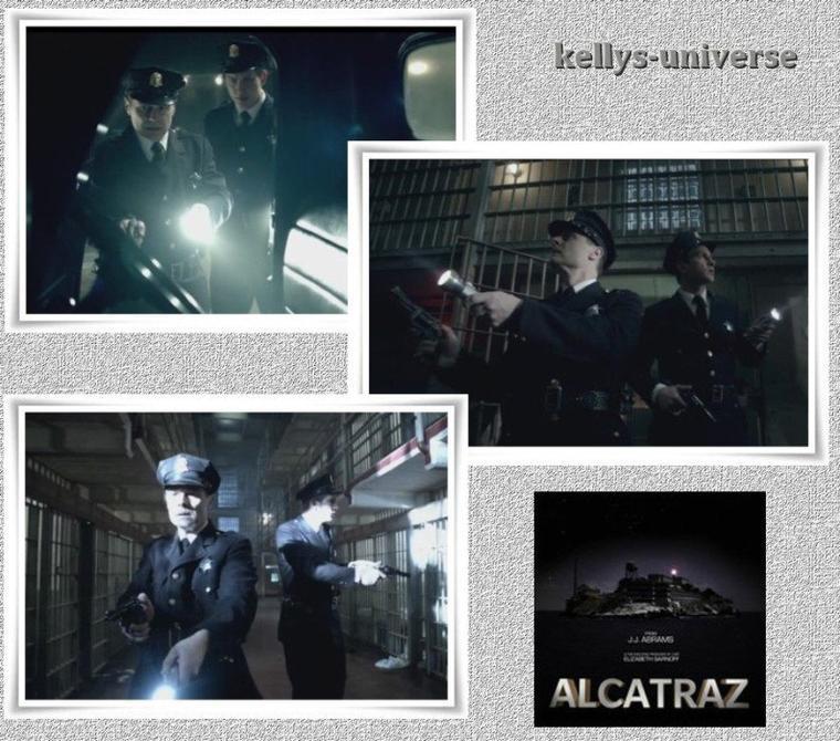 ALCATRAZ épisode 1 photos