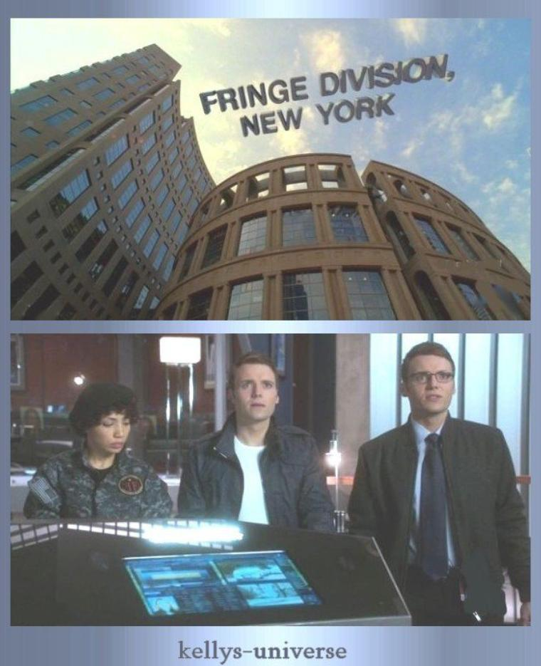 FRINGE ep 4 X 17 Everything in its right place