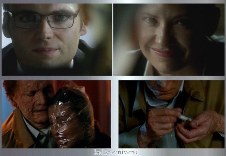 Fringe ep 4 X 15 A short story about love