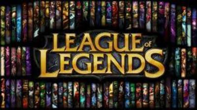 League of legends!!!!!