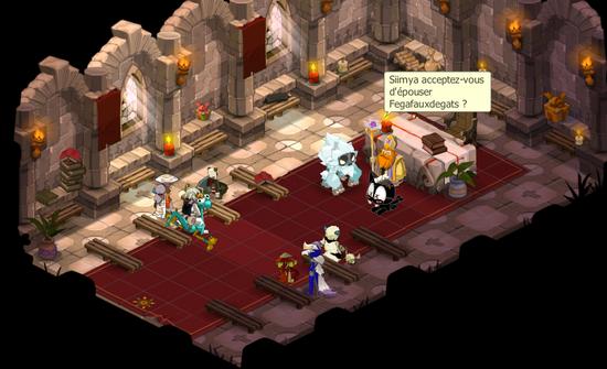 Mariage d'un guildeux :D