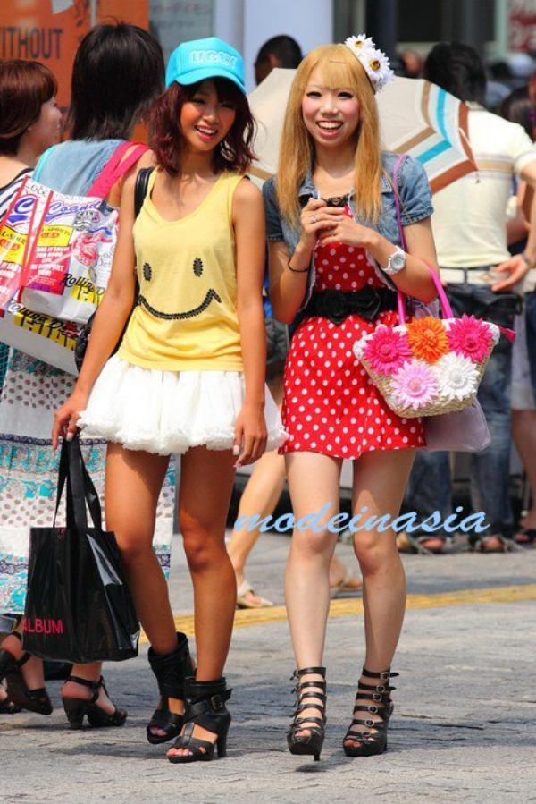 L'Asie & la mode font bon ménage
