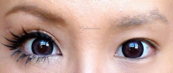 Make up des yeux
