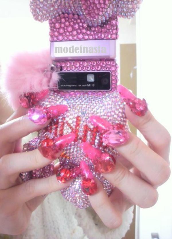 Le portable, un accessoire de mode