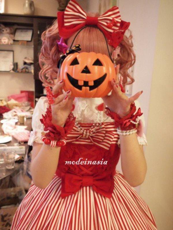Halloween en Asie