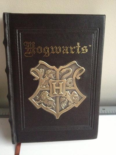 Deux des objets que j'ai acheté au parc Harry Potter.