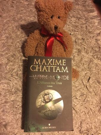 Autre Monde de Maxime Chattam