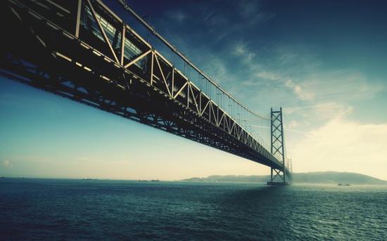 Les hommes construisent trop de murs et pas assez de pont.