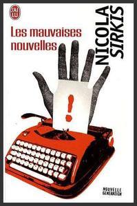 Les mauvaises nouvelles  -  Nicola Sirkis