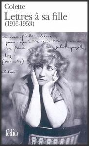 Lettres à sa fille  -  Colette