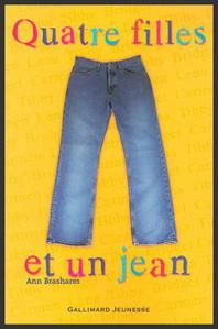 Saga : Quatre filles et un jean - Ann Brashares