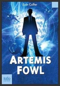 Saga : Artemis Fowl  -  Eoin Colfer