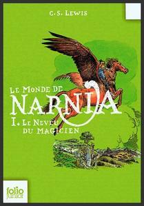 Saga : Les chroniques de Narnia  -  C.S. Lewis