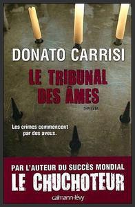 Le tribunal des âmes  -  Donato Carrisi