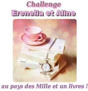 Challenge Erenella et Aline au pays des Mille et Un livres...
