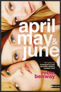 April, May & June  -  Robin Benway