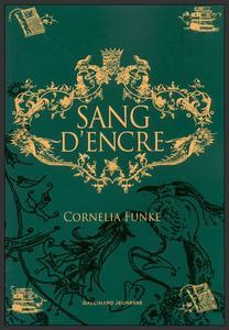 Saga : C½ur d'encre - Cornelia Funke