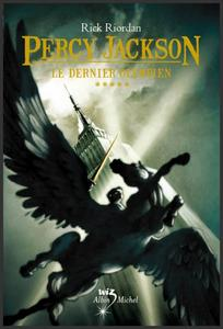 Saga : Percy Jackson -  Rick Riordan