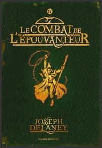 Saga : L'épouvanteur -  Joseph Delaney