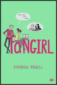 Fangirl - Raibow Rowell