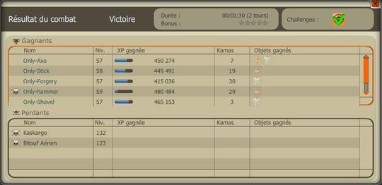 Team level 60