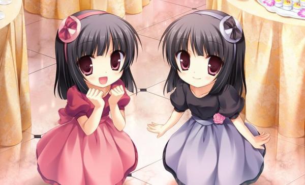 Kya et Kira Dear (je n'en parle pas dans la fiction mais elle apparaît dans certains Os)!!!!