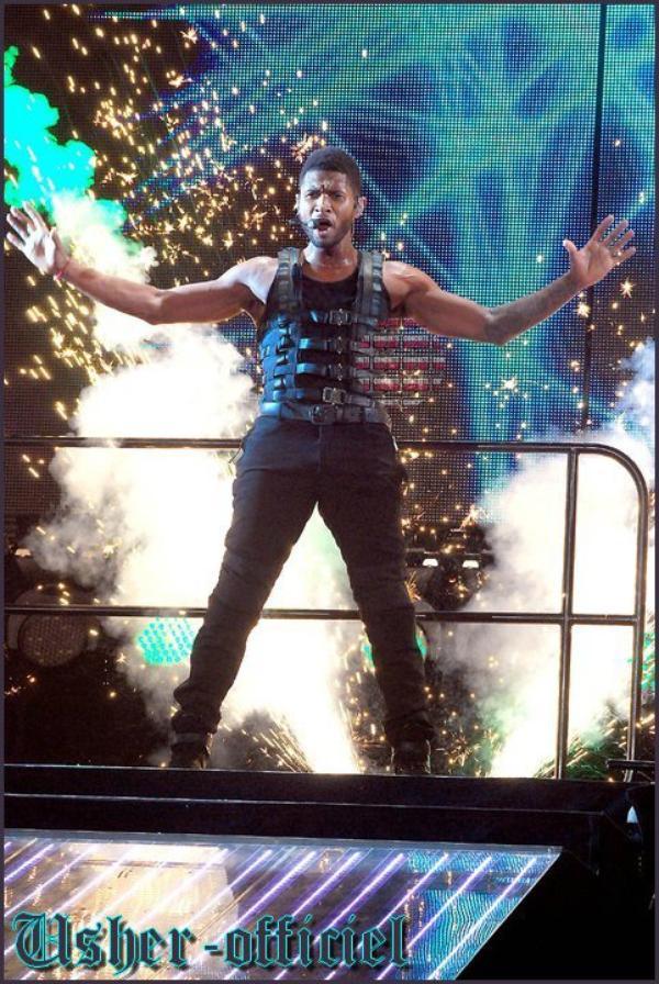 Artiiiiiicle 36:   Usher le OMG Tour en mars:   mars 2011