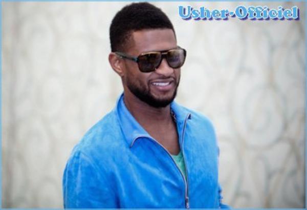 Artiiiiiicle 43:  Usher .  Mars 2011